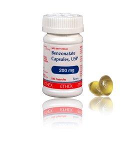 Allergic benzonatate reactions