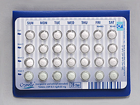 Cryselle Generic Estrogen And Progestin Oral Contraceptives