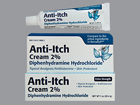 Diphenhydramine Topical - Prescriptiongiant
