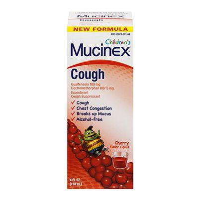 Childrens Mucinex Cough Generic Dextromethorphan Prescriptiongiant
