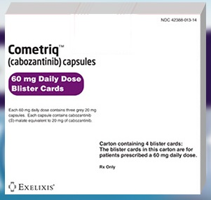 what should my diet be while taking cometriq