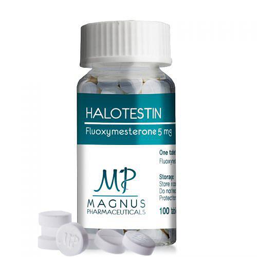 Halotestin (Generic Fluoxymesterone) - Prescriptiongiant